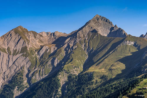 Dürrenfeld und vordere Kendlspitze
