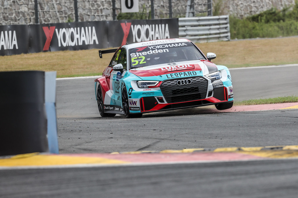 52 SHEDDEN Gordon, (gbr), Audi RS3 LMS TCR team Audi Sport Leopard Lukoil, action during the 2018 FIA WTCR World Touring Car cup of China, at Ningbo  from September 28 to 30 - Photo Marc de Mattia / DPPI