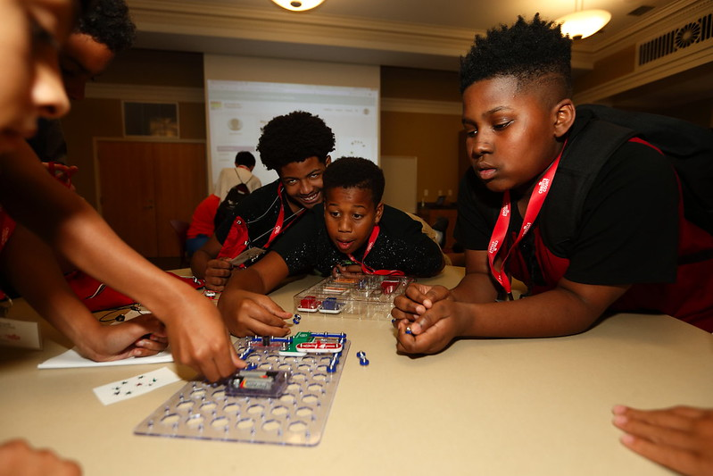 2018 Young Men of Color In STEM Career Conference