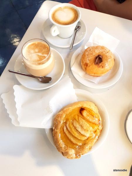 La Pasticceria Siciliana breakfast
