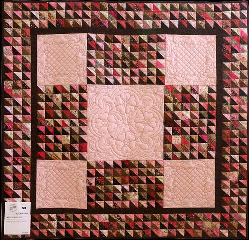53: Half Square Triangle Swap - Ruth McCormick