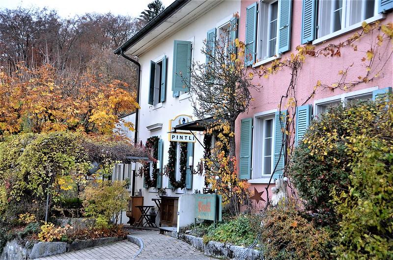 Restaurant Pintli Feldbrunnen 08.11.2018