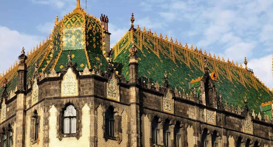 De leukste wijken van Boedapest, Museum voor Toegepaste Kunst Boedapest | Mooistestedentrips.nl