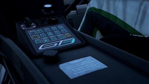 Assetto Corsa Competizione Bentley Continental GT3 2 Cockpit