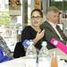 Kerstin Mannes, Betroffene - Roundtable Pressegespräch zum Thema .FARKOR-Darmkrebs-Vorsorge