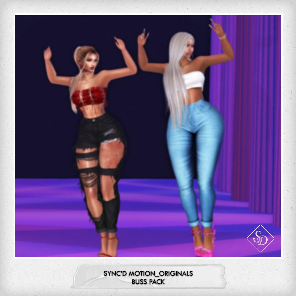 Sync'D Motion__Originals - Buss Pack