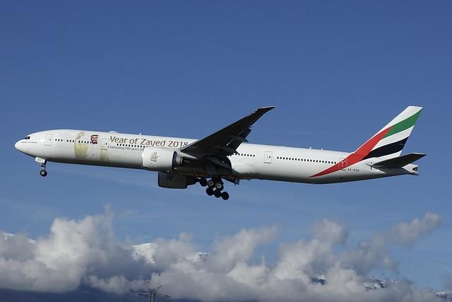 A6-EQH B777-31HER, Emirates Year, Sony DSC-RX10M3, Sony 24-600mm F2.4-4.0