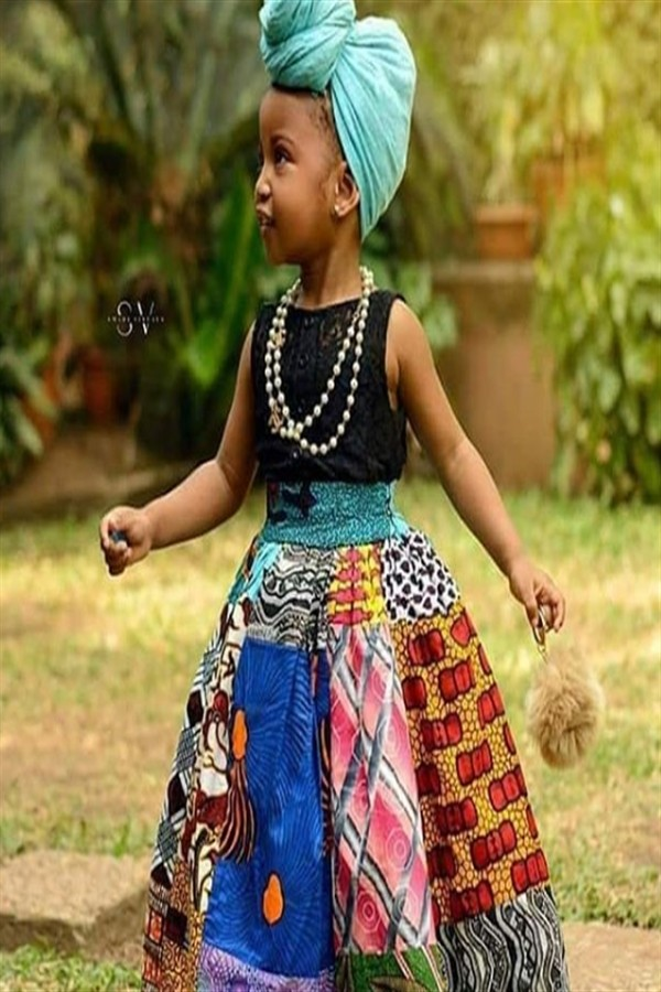 Latest African Clothing for Kids you must try #african_fashion #african_styles_kids #kids_fashion