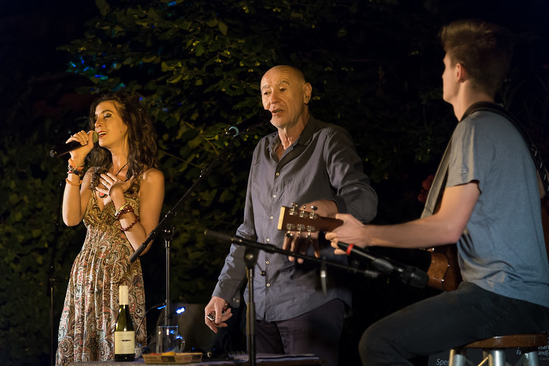 Willi Resetarits & Familienbande (ft. Wenzel Beck) LIVE @Burgenland Open-Air
