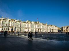 Saint PetersburgSaint - Hermitage Museum (Госуда́рственный Музе́й Эрмита́ж) 19