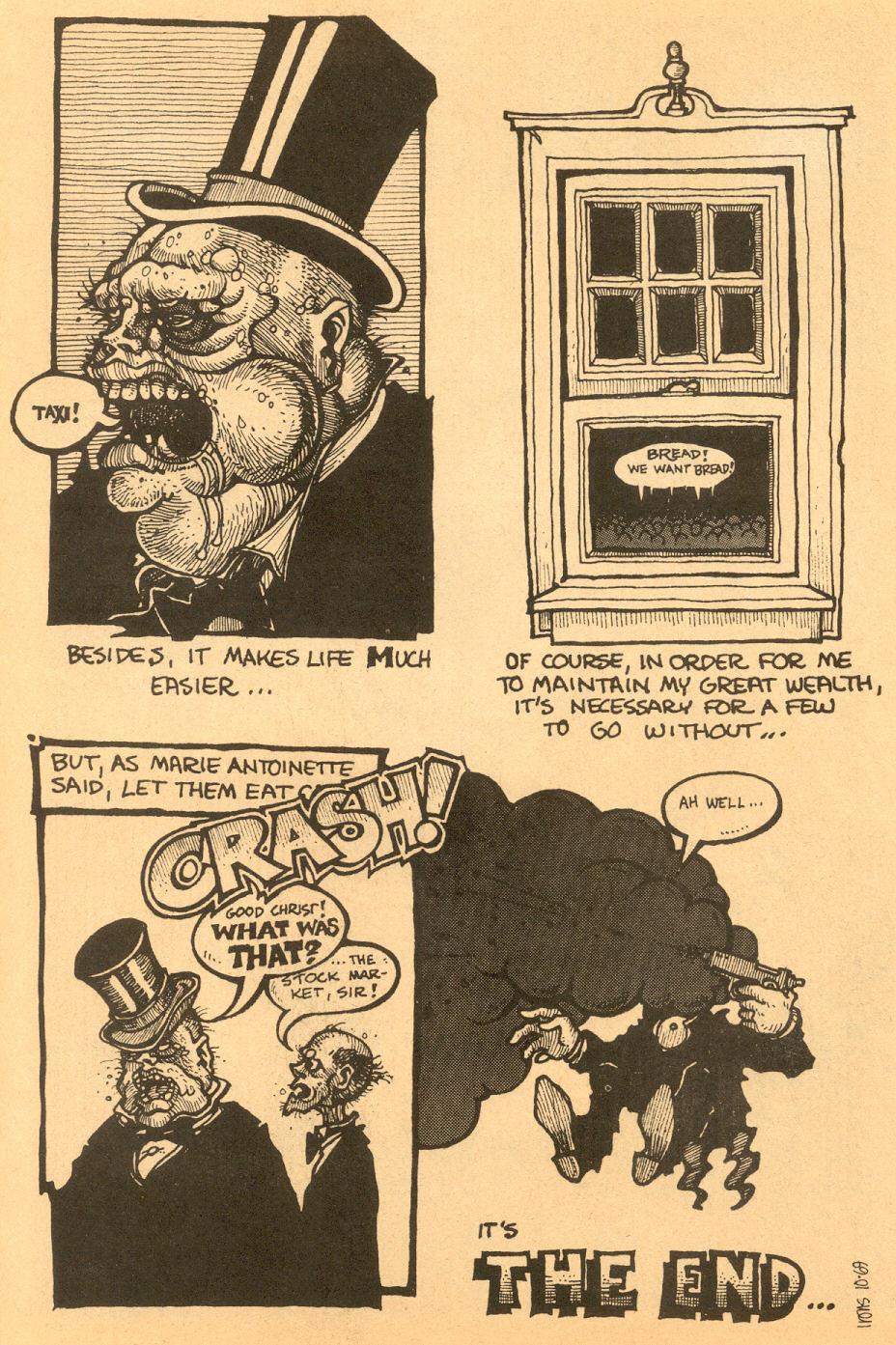 Heavy Tragi-Comics #1 (1970) - Страница 18