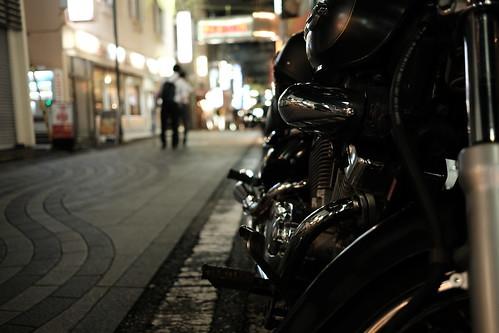 night walker 105
