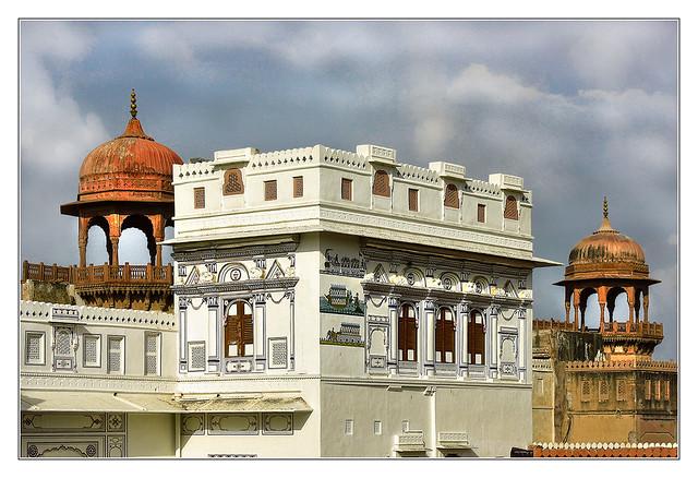 Bikaner IND - Junagarh Fort 11
