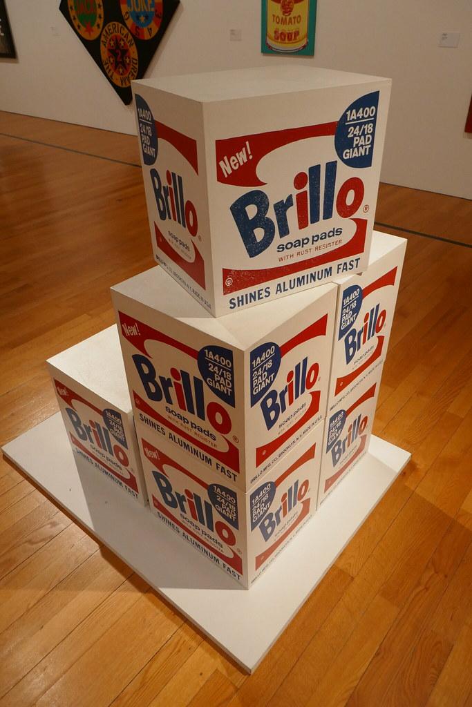 Brillo Box (Soap Pads), 1964
