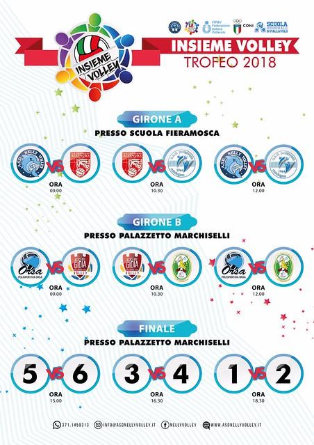 Trofeo Insieme Volley 2018
