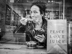 Peace. Love. Juice.