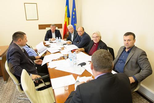 10.10.2018 Ședința Comisiei agricultură şi industrie alimentară