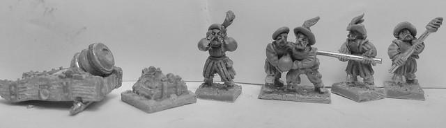 Warmonger Miniatures artillery take 2! 30283770977_a35e2a8230_z