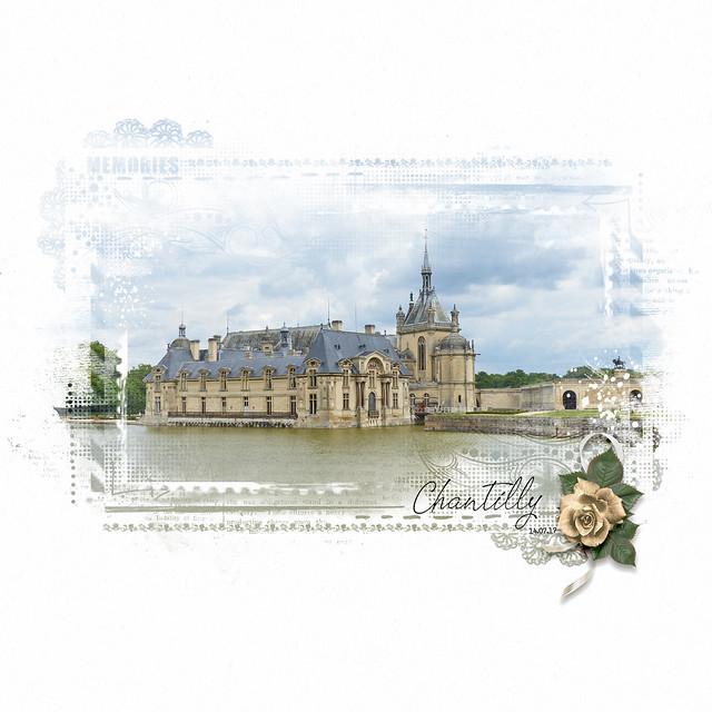 Chantilly 18