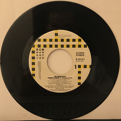 PET SHOP BOYS:DOMINO DANCING(RECORD SIDE-A)