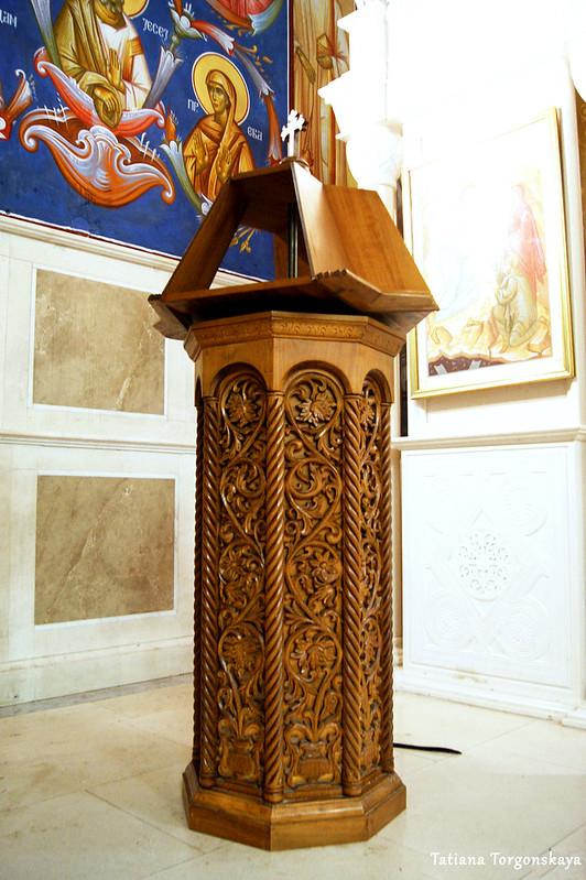 Клирос в храме