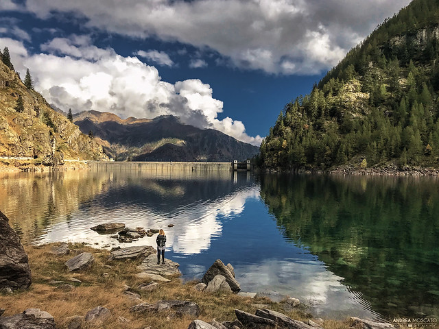 Lago di Campliccioli - Valle Antrona (Italy)