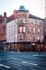 Old Pub on the Corner