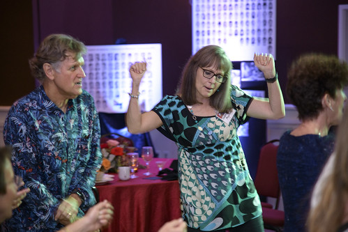 MedCat alumni reunited for dinner and dancing on Friday, Oct. 26 at the Westward Look Resort and Spa.