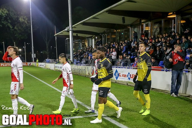 Jong FC Utrecht - Roda JC 02-11-2018