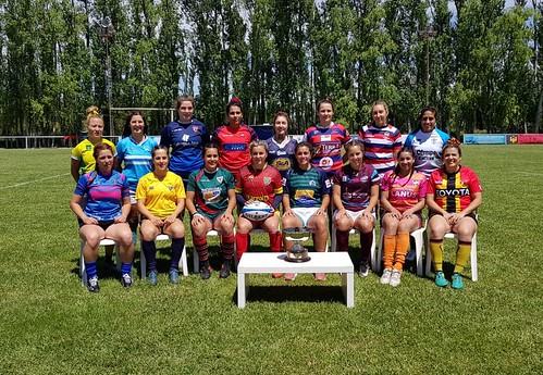 Capitanas y Copa NdC Femenino