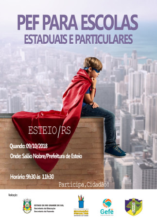 convite Esteio