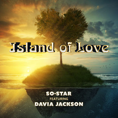 So-Star-Davia-Jackson-Island-of-Love-Cover
