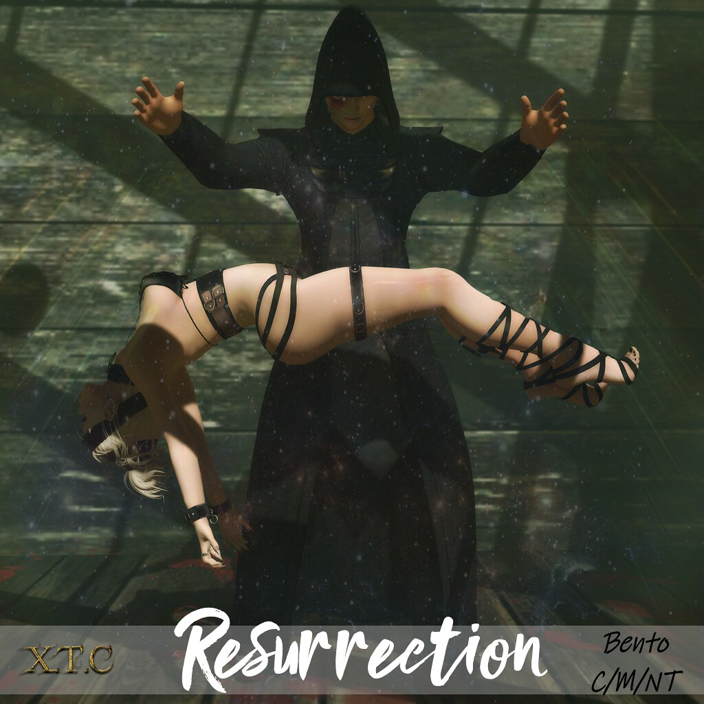 .Resurrection.  Twe12ve October - TeleportHub.com Live!