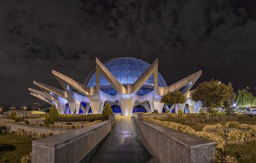Golnbad-e-Mina Planetarium