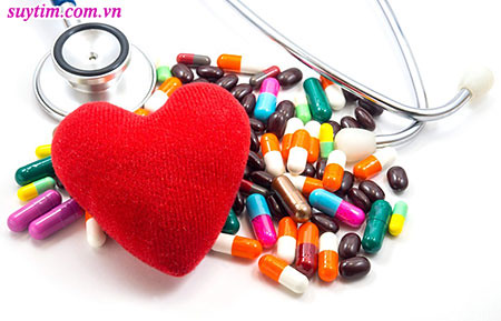 Thiếu máu cơ tim cần điều trị bằng nhiều loại thuốc trong thời gian dài