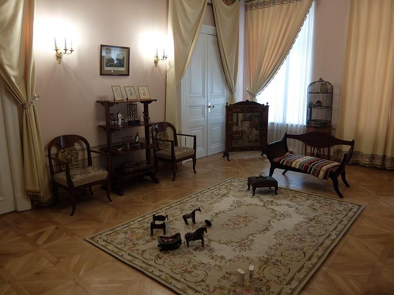 Санкт-Петербург - Музей-квартира Пушкина - Детская