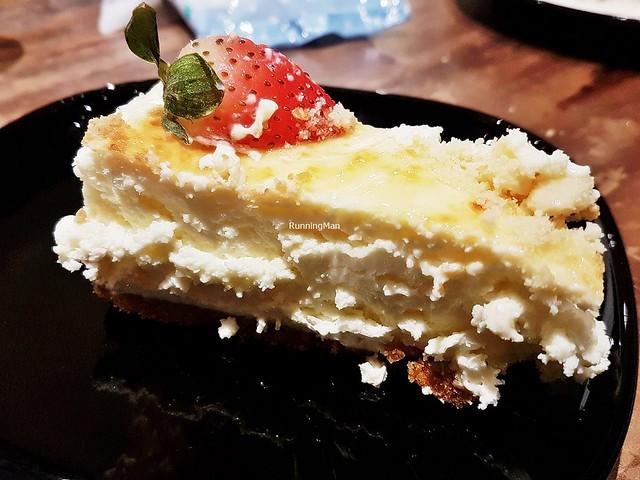 4 Cheesecake