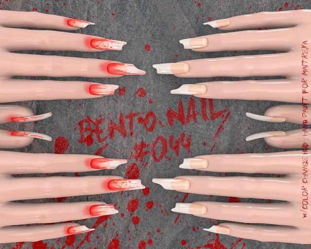 BENTO NAIL #044