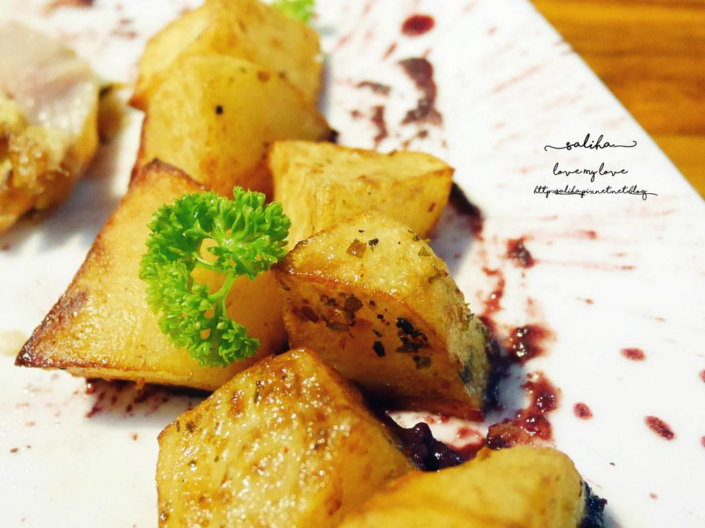 台北浪漫氣氛好情人節法式餐廳推薦Le Partage樂享小法廚好吃油封鴨腿排餐 (5)