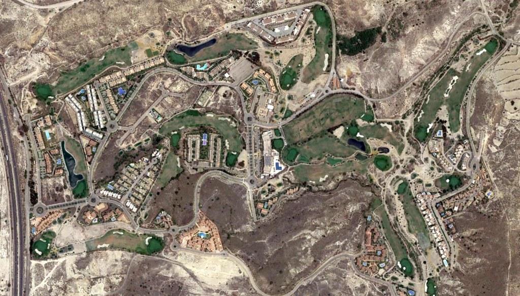 valle del este, almería, i have a valley, después, urbanismo, planeamiento, urbano, desastre, urbanístico, construcción, rotondas, carretera