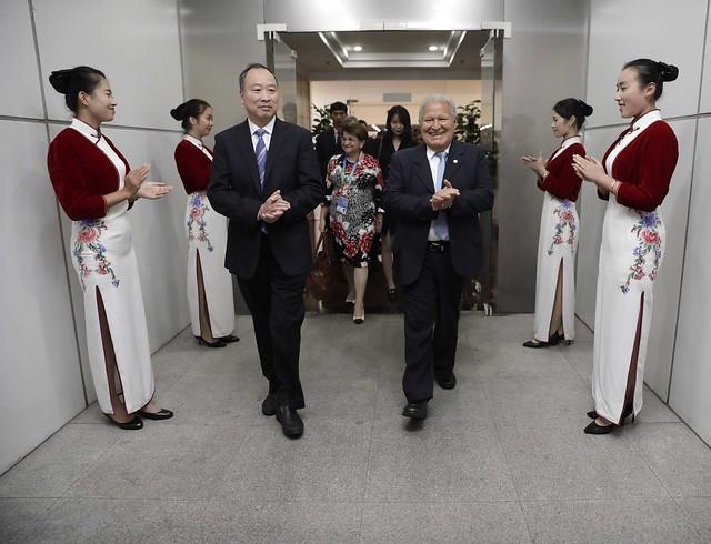 Visita a Ciudad de Shanghai y reunión con Alcalde.