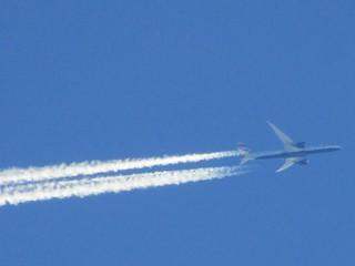 British Airways  (BA243) Heathrow To Mexico City, Boeing 787 Dreamliner.