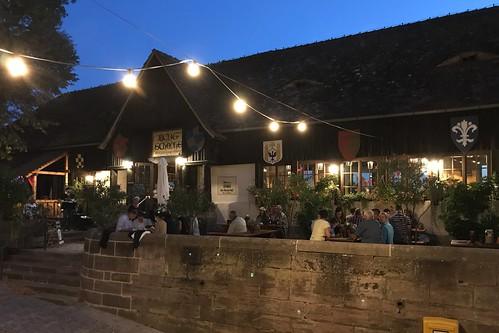 Grill & Chill auf der Leuchtenburg