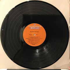 THE GLOBRTROTTERS:THE GLOBRTROTTERS(RECORD SIDE-A)
