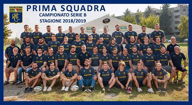 PRIMA SQUADRA 2018-2019