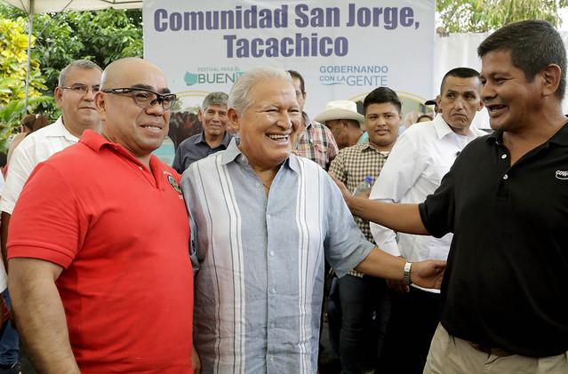 Festival del Buen Vivir y Gobernando con la Gente, Tacachico 77