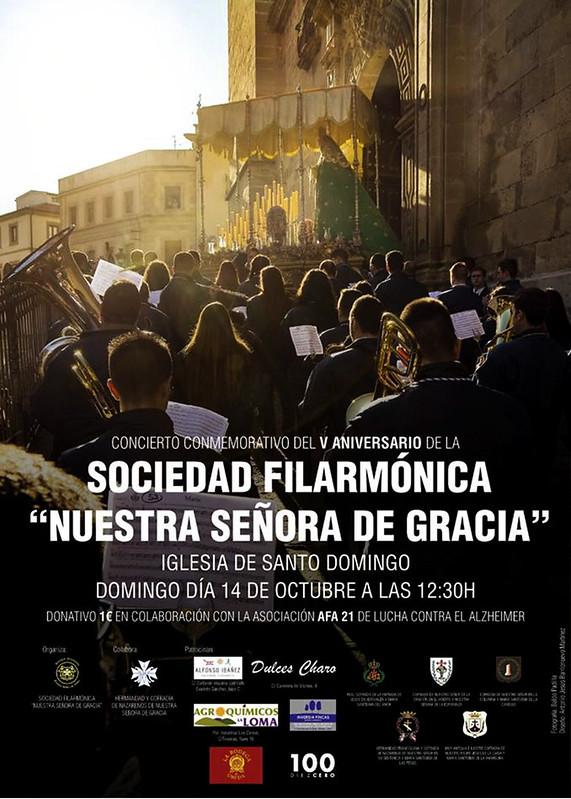 V Aniversario Filarmónica