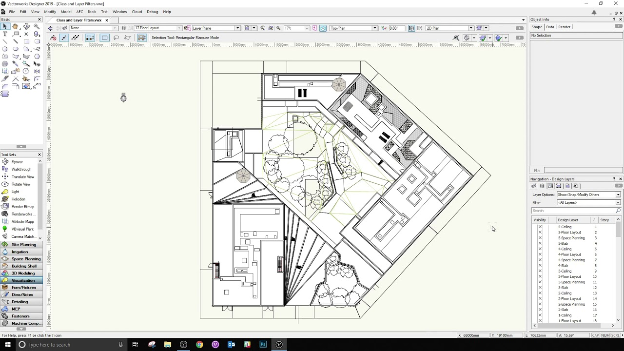 Design with Vectorworks 2019 full license
