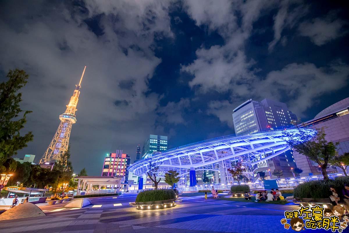 名古屋自由行-名古屋電視塔+宇宙船綠洲21-20