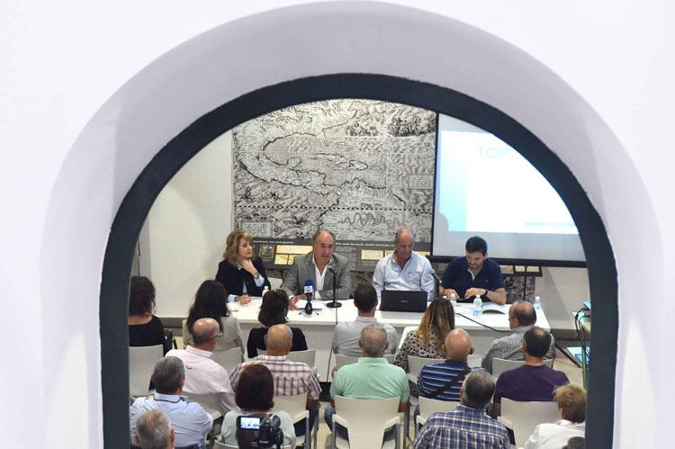 PRESENTACIÓN DEL LIBRO DE FÉLIX RODRÍGUEZ LLORET TOPONIMÍA E HISTORIA DE LA COSTA DE ALGECIRAS1